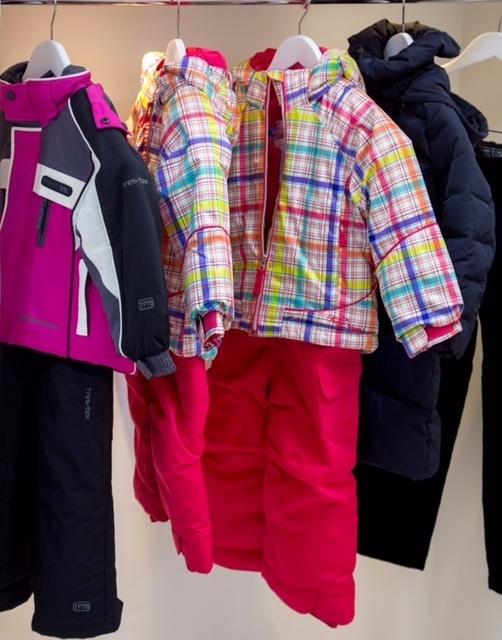 Onde comprar roupas de neve e esqui
