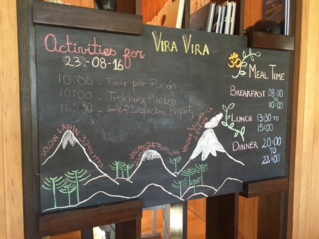 Vira Vira, um Relais Chateaux em Pucón, no Chile