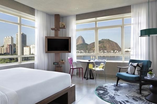 Yoo2 Rio, o novo hotel lifestyle da cidade