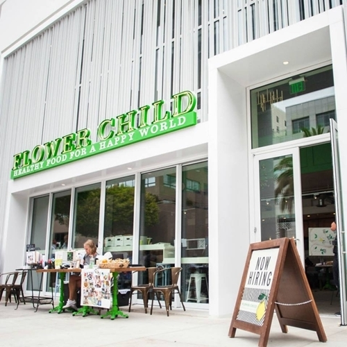 restaurantes em Los Angeles