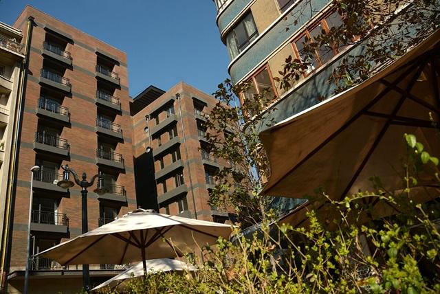 The singular, um dos melhores hotéis de Santiago
