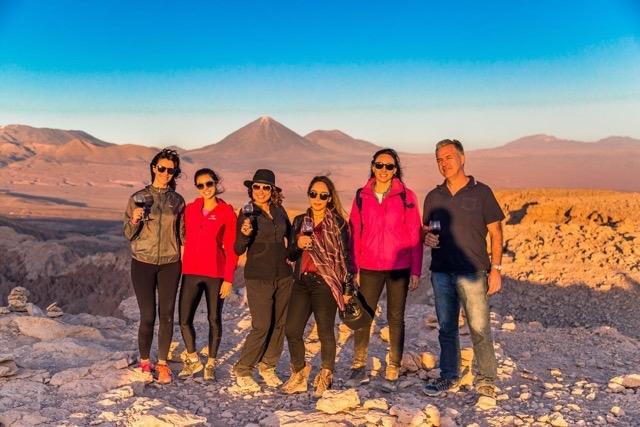 O que fazer no Atacama - Vale de la Muerte