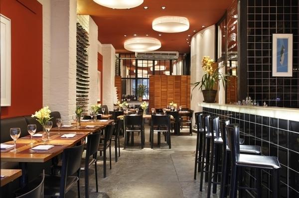 restaurantes na Rua Dias Ferreira