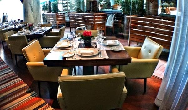 Restaurantes românticos no Rio