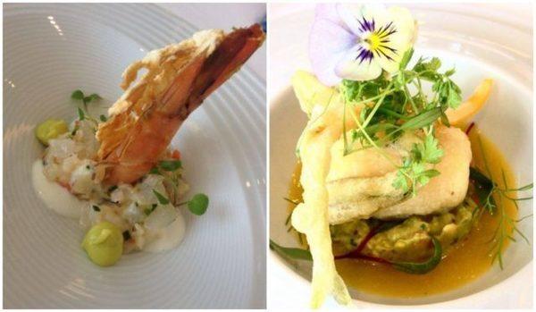 Novo menu de verão do L'etoile, no Sheraton Grand Rio