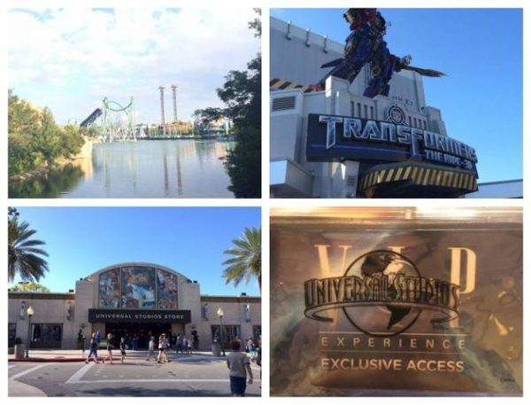 Universal Studios e Islands of Adventure