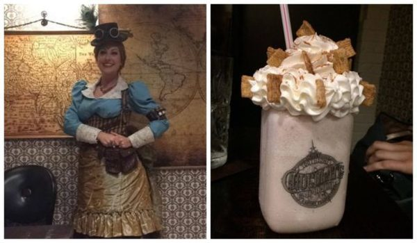 Professora Penelope e o Milkshake