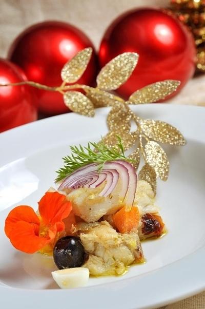 Bacalhau especial de Natal