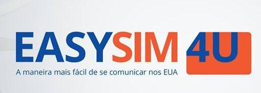 EASYSIM4U. A maneira mais fácil de se comunicar na gringa.