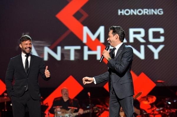 Ricky Martin e Marc Anthony