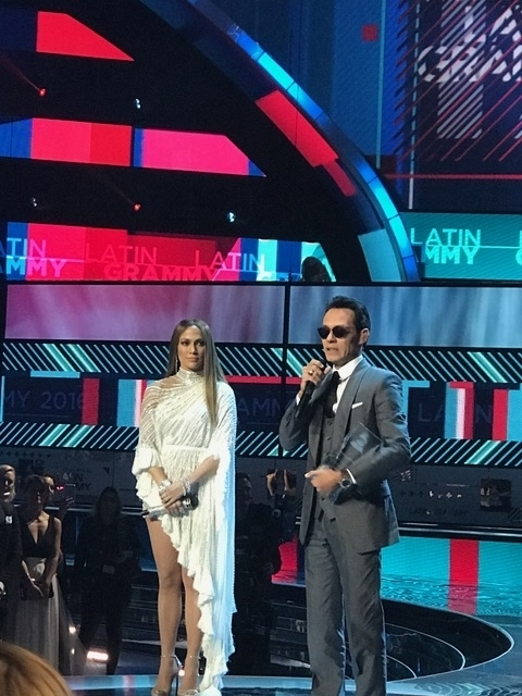 J-Lo e Marc Anthony