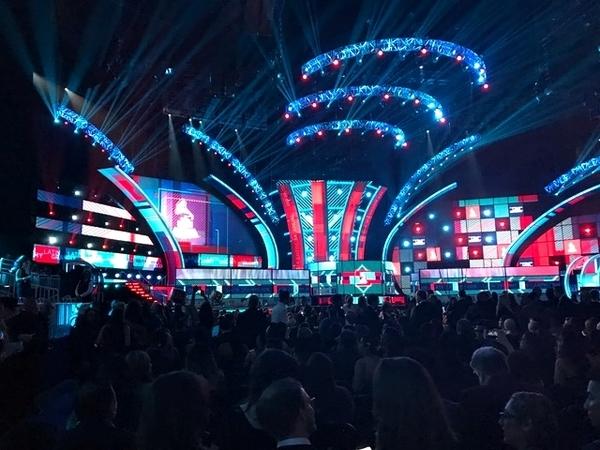 Palco do Grammy Latino