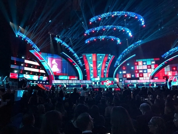 Palco do Grammy Latino