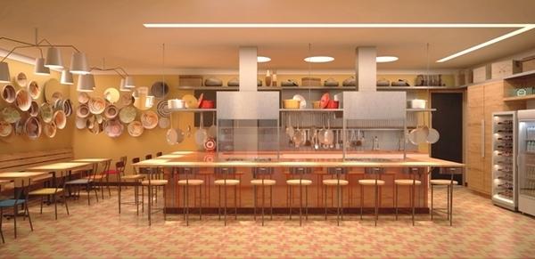 Prosa na Cozinha. Arquiteto: Chico Gouvea