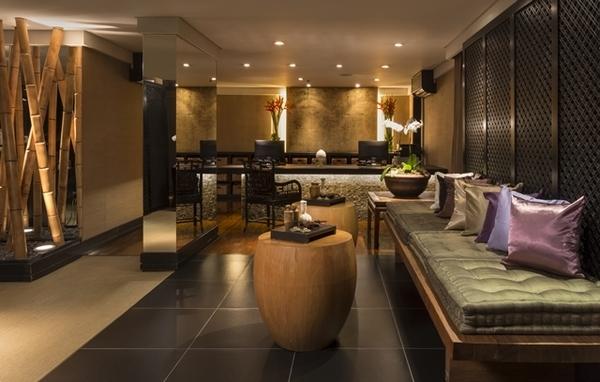O novo Spa premiado do Hotel Tivoli Mofarrej, em São Paulo