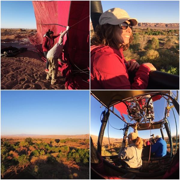 O que fazer no Atacama - Passeio de balão