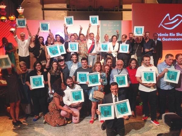 Prêmio Rio Show de Gastronomia 2016