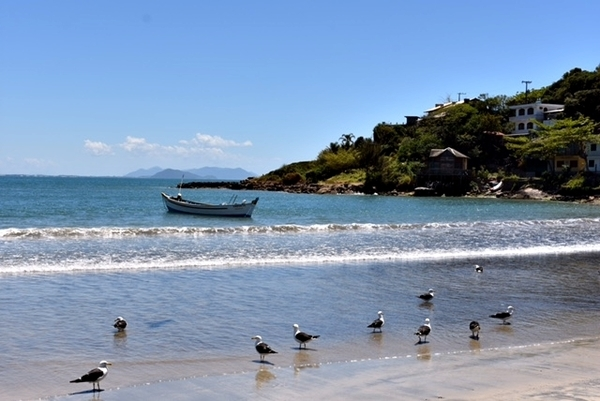 Praia de Garopaba
