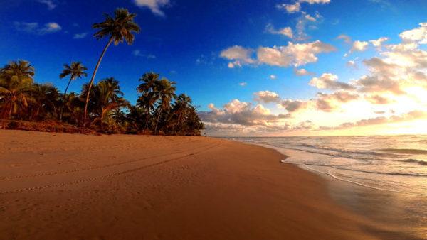 Praia Taipu de Fora, local do Ano Novo
