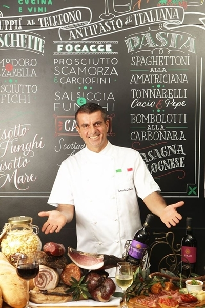 Chef Renato Ialenti