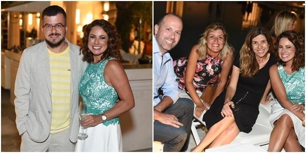 Bruno Dieguez; Mauricio Oliveira (Trilhas e Aventura), Claudia (Aprendiz de Viajante) e Maysa Torres