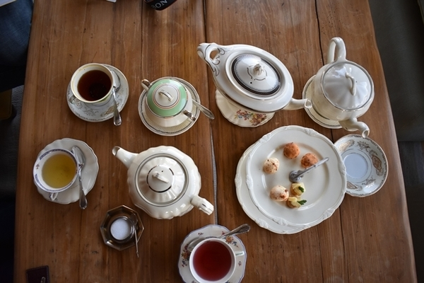 Chá da tarde