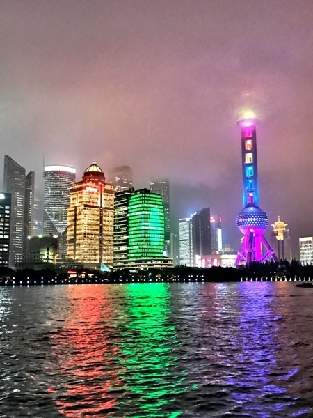 A cosmopolita Shanghai