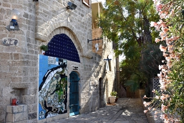 Arquitetura de Jaffa
