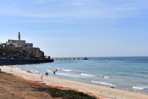 A cidade de Jaffa