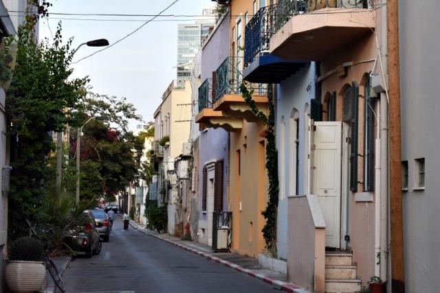 As ruas do bairro