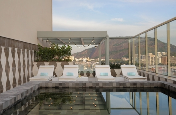 5 hotéis com Day Use no Rio