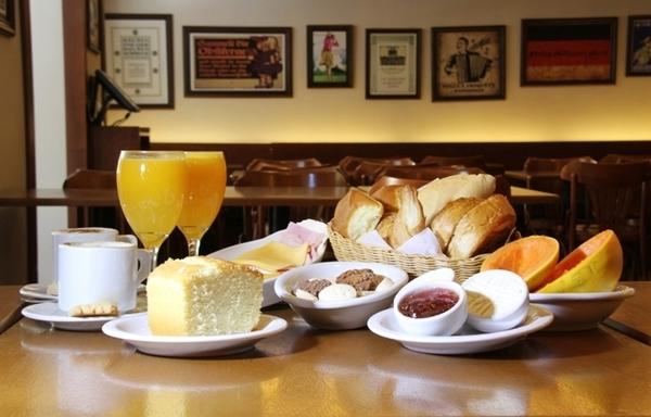 Café da Manhã Zona Sul