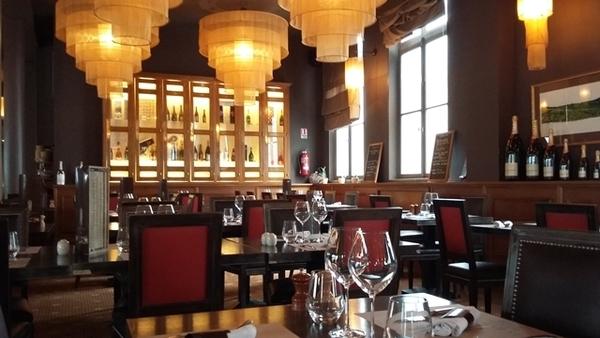 Restaurante La Banque