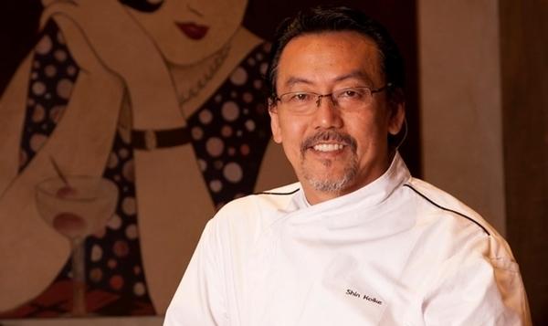 Chef Shin Koike