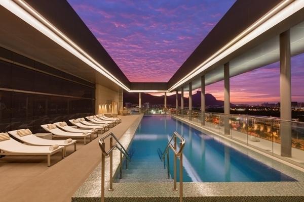 8 hotéis com Day Use no Rio