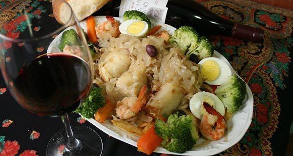 Bacalhau Gruta de Santo Antonio
