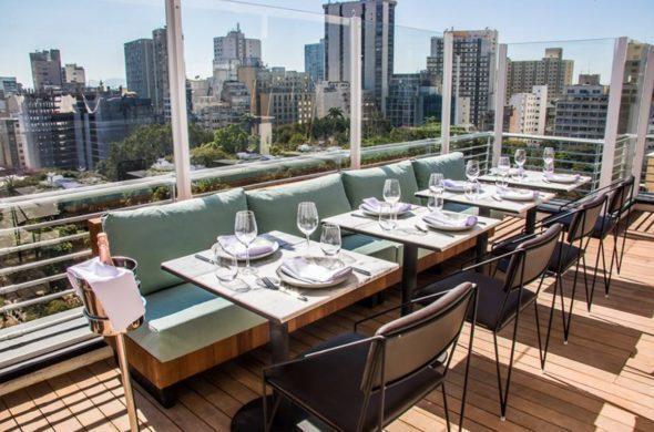 6 rooftops para curtir o verão em São Paulo 12