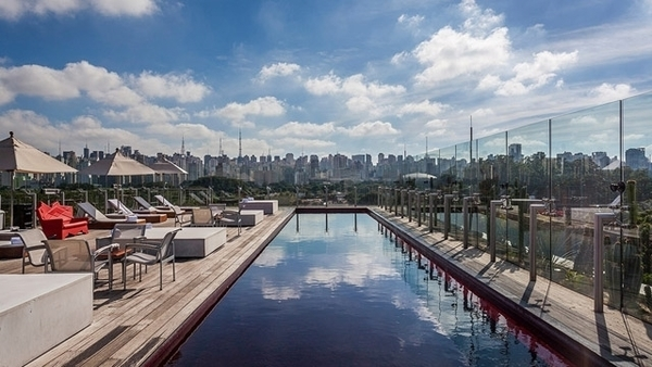 6 rooftops para curtir o verão em São Paulo 7