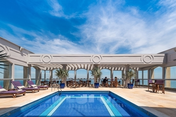 melhores hotéis do Rio