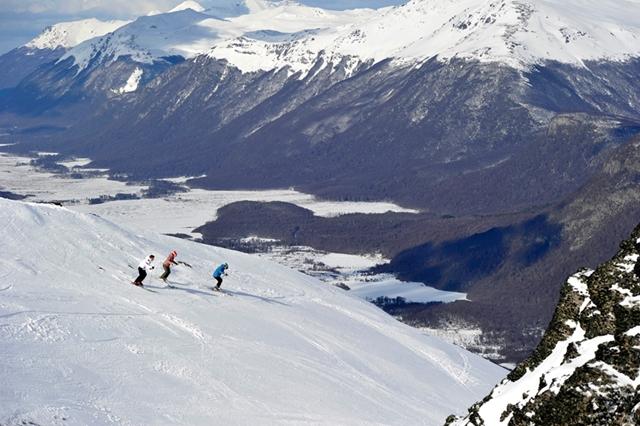 Estação de esqui Cerro Castor