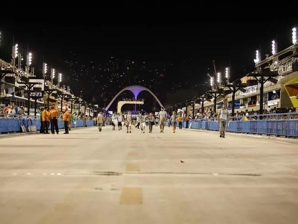 Sambódromo do Rio