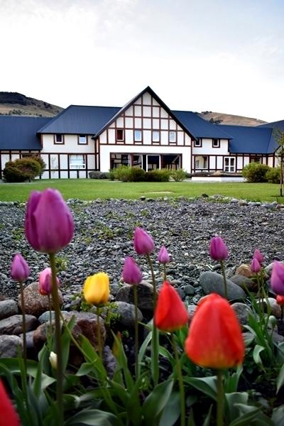 Hotel de luxo na Patagônia Argentina 15