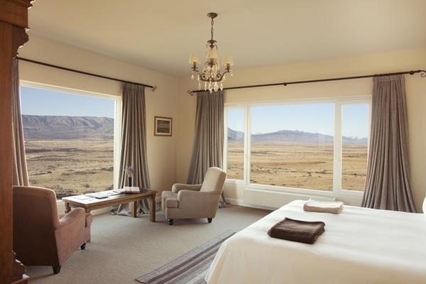Um dos quartos