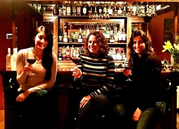 Roberta Leroy, da Leroy Viagens, Eu e Adriana Lage