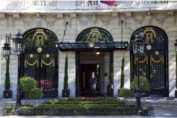 Hotel Ritz Madrid 20