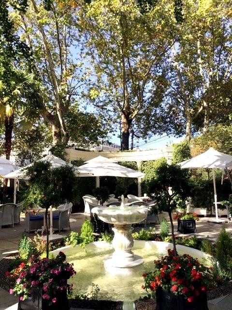 Ritz Garden