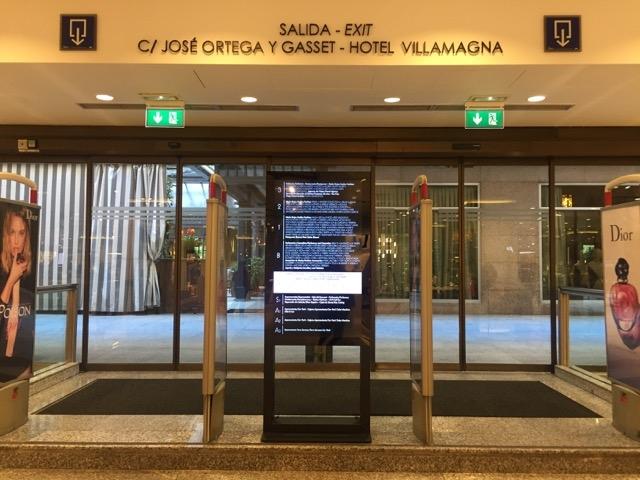 Hotel Villa Magna, em Madri 19