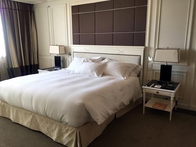 Dicas de Hotel de luxo em Madrid: Villa Magna