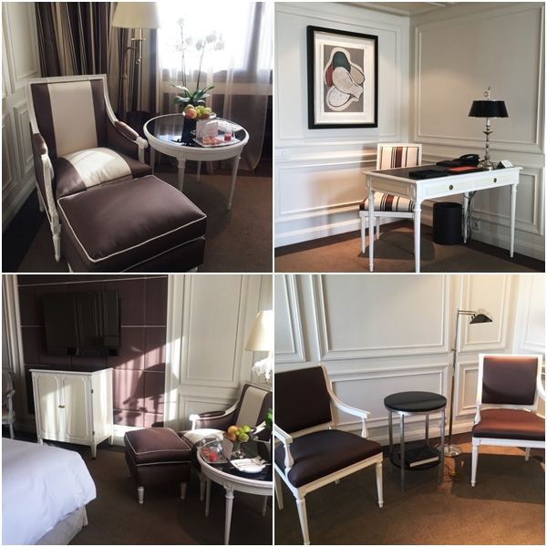 Hotel Villa Magna, em Madri 8