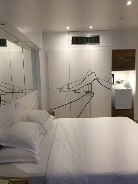 Detalhes do quarto